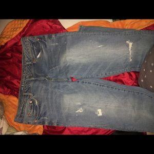 Aeropostale Skinny Jeans Size 12