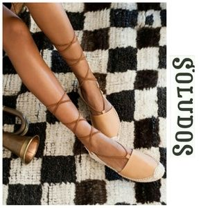 Soludos Shoes - NEW IN BOX! Soludos gladiator style Espadrille