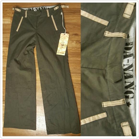 5baecbeaf60 Da-nang Wide Leg Pants