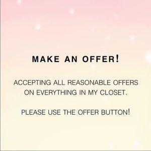 lululemon athletica Handbags - Welcome: All Reasonable Offers!