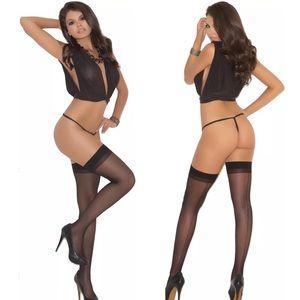 Ashlee Natalia Other - Sheer Thigh High Stockings