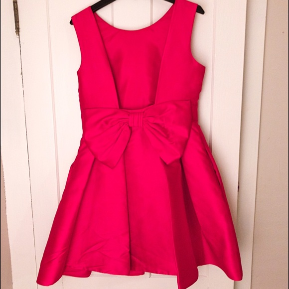 bc34d9a8793b kate spade Dresses   Skirts - Kate Spade Pink Bow Dress