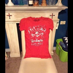 Buckle Tops - AFFLICTION TEE FROM THE BUCKLE EXCELLENT CONDITION