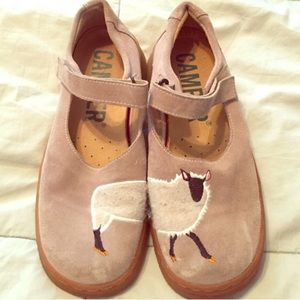 Camper Shoes - Camper Adorable Mary Jane style shoes