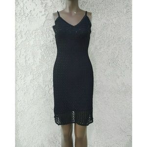 XOXO  Dresses & Skirts - The Little Black Hand Knitted Dress