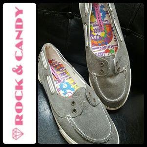 Zigi Soho Shoes - Zigi Rock & Candy Boatie Loafers