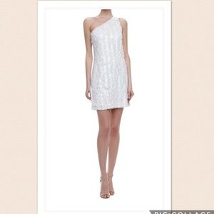 Laundry by Shelli Segal Dresses & Skirts - Laundry by Shelli Segal  Sequin 1 Shoulder