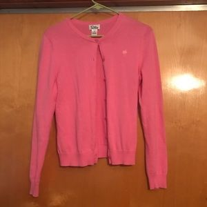 Lilly Pulitzer Sweaters - beautiful pink Lilly Pulitzer cardigan sweater