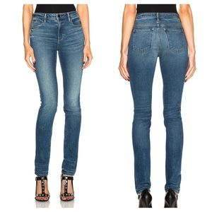 Alexander Wang Denim - ALEXANDER WANG 001 Denim Skinny Jeans