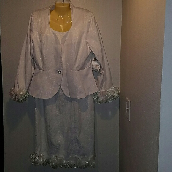 b8cb3fcb78c Mother of the Bride 2pc Dress and Jacket