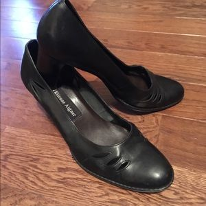 """Leather Etienne Aigner """"Ville"""" Shoes"""