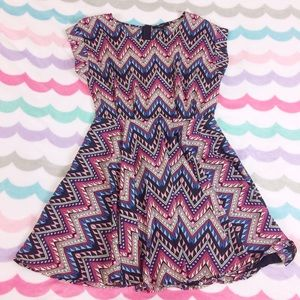 Forever 21 Dresses & Skirts - Patterned dress