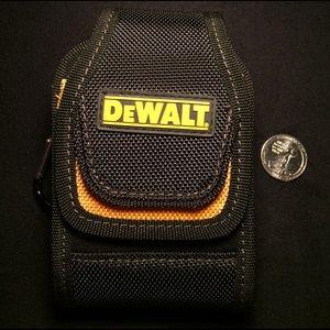Other - DEWALT/ Large padded cell phone holder.NWOT