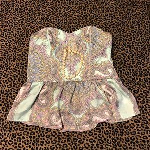 Baby Phat Tops - Pretty in Peplum Blouse