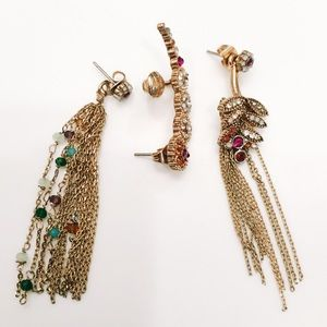 Zara earring set