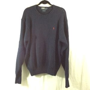 Polo by Ralph Lauren Other - 🎉Host Pick!🍀 POLO by Ralph Lauren navy sweater