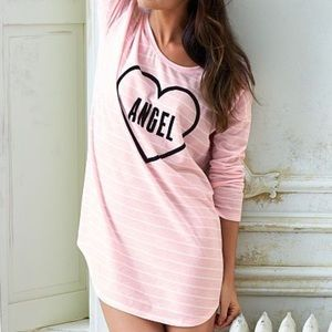 Victoria's Secret Other - THE ANGEL SLEEP TEE by VS