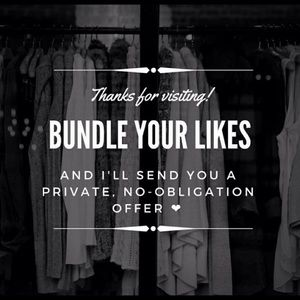 Other - Bundle Your Likes I'll make u an offer 😊