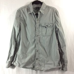 Converse Other - Converse light grey button up