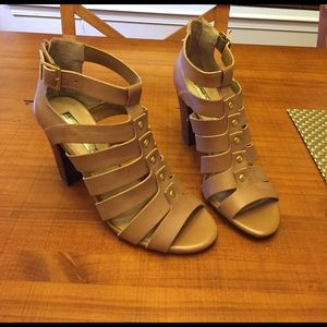 Audrey Brooke Shoes - Strappy heels