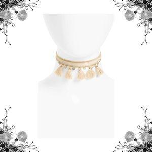 Chan Luu Jewelry - Chan Luu Boho Chic Tassel Choker