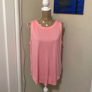 Tops - Peachy open back top