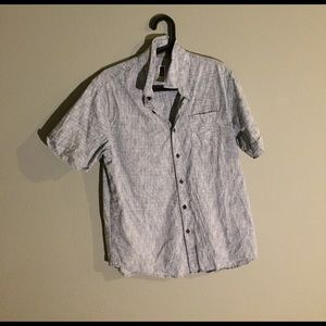 Howe Other - short sleeved, light blue dress shirt