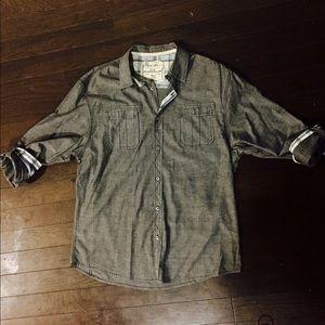Point Zero Other - Point Zero Men's Fashion XL long sleeve Button Up