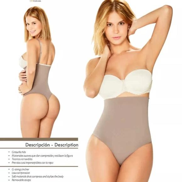 4c95cd0f6bd30 Seamless Body shaper panty style
