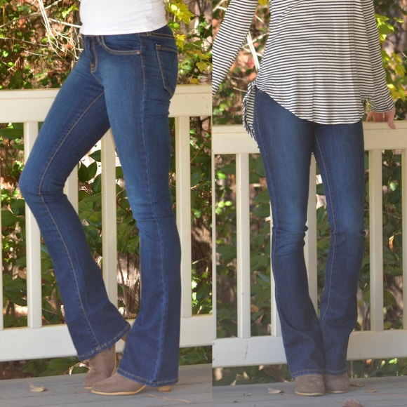 Anthropologie Denim - Angry Rabbit Flare Jeans