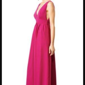Jill Stewart Dayglo gown formal dress.  Gorgeous!