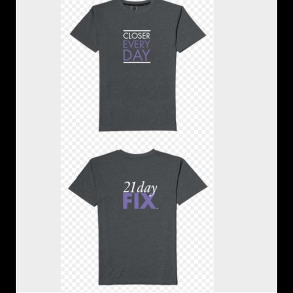 21 Day Fix T Shirt Size Small