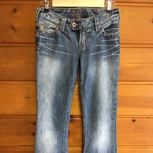 Silver Jeans Denim - Silver Jeans Tuesday Flare Leg