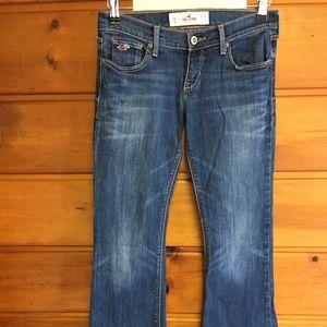 Hollister Denim - Hollister Cali Flare SoCal Stretch Jeans SHORT