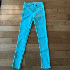 Denim - FLASH💋SALE LF Carmar mint High Rise skinny jeans