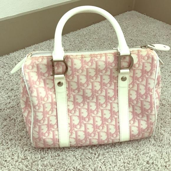 f8abca099d55 Christian Dior Handbags - Christian Dior Boston Bag Girly Collection