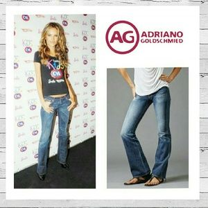 Anthropologie Denim - Anthrpologie  AG The Angel Distressed Jeans Sz 29