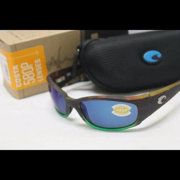 8ef7989435 Costa Del Mar Hammerhead Polarized Sunglasses 580P