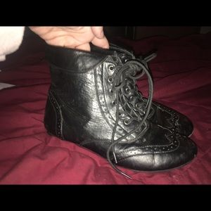 Rue 21 Shoes - Rue 21 black ankle boots