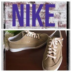 Nike Other - Nike men's burlap tennis shoes