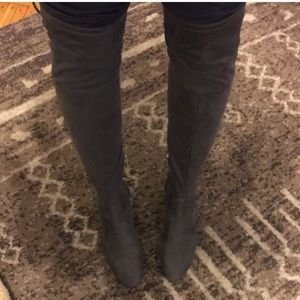 Ivanka Trump Shoes - Over the knee boots