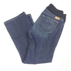 Paige Jeans Denim - Paige Maternity Jeans Sz 28