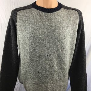 Life After Denim Other - Life After Denim Grey Crewneck Sweater XL Wool