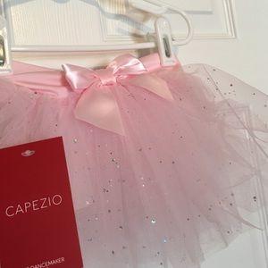 Capezio Other - Capezio Tutu Skirt-light pink with sparkles