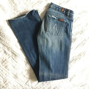 7 For All Mankind, A Pocket Jeans