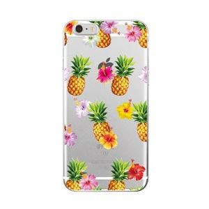 •Pineapple IPhone 5 Case•