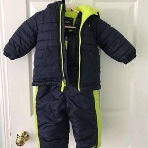 Pacific Trail Other - 12 month snowsuit