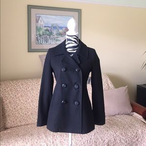 Old Navy Double Breasted Pea Coat