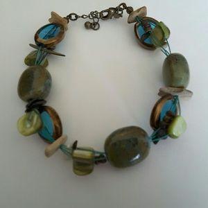 Premier Designs Jewelry - Beautiful Retired Premier Design Beaded Bracelet