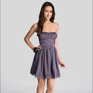 LaRok Dresses & Skirts - La Rok Eye Candy bustier cocktail dress